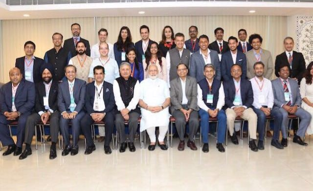 Only DOOH company in India to be invited to take part in PM Modi's Niti Aayog's 'Champions of Change' initiative
