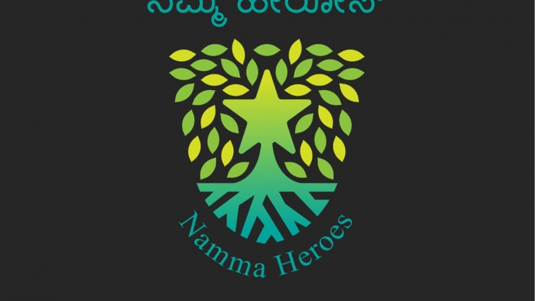 Vyoma was the official digital display partner for Namma Heroes 2018